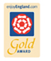 Gold Award Visit England Crookwath Cottage